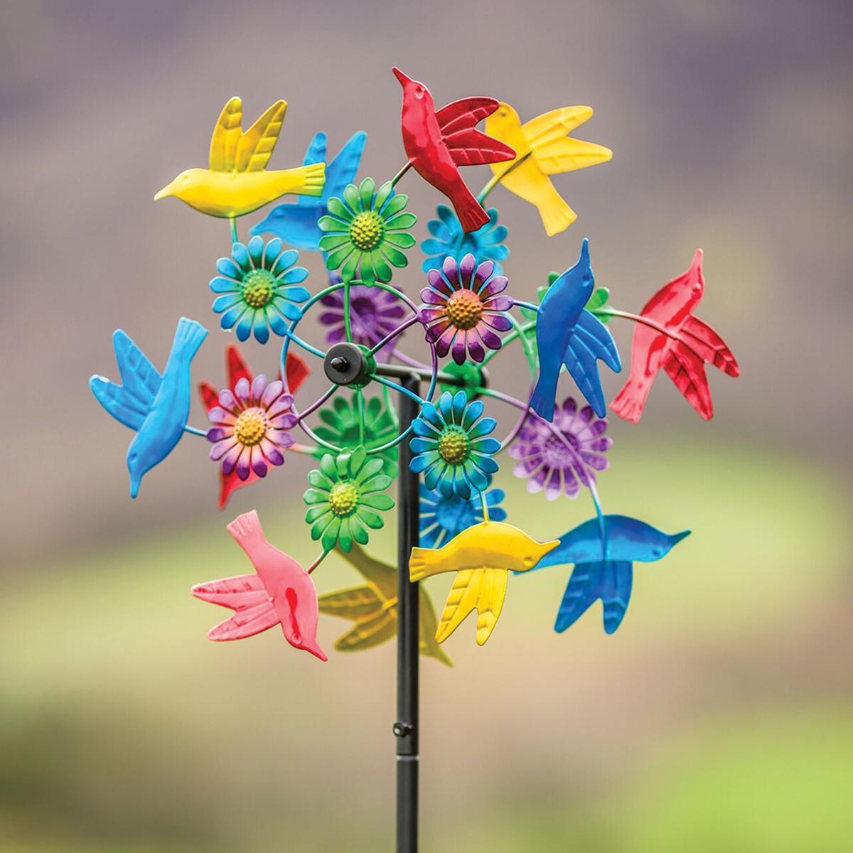 Birds in Flight Spinner