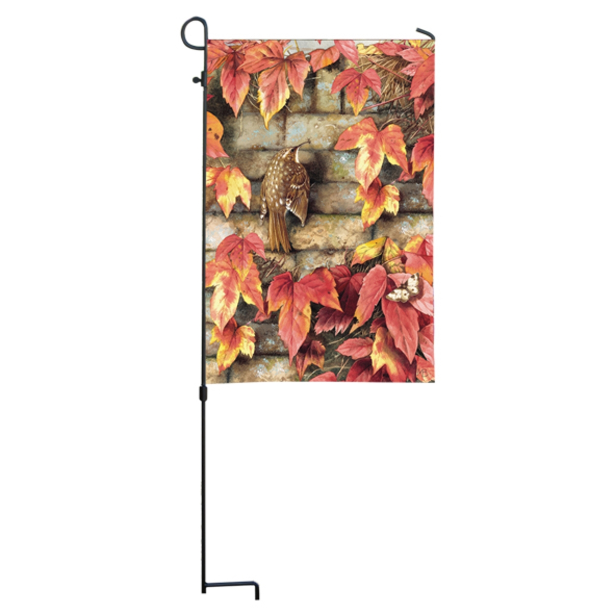 Happy Harvest Garden Flag The National Wildlife Federation