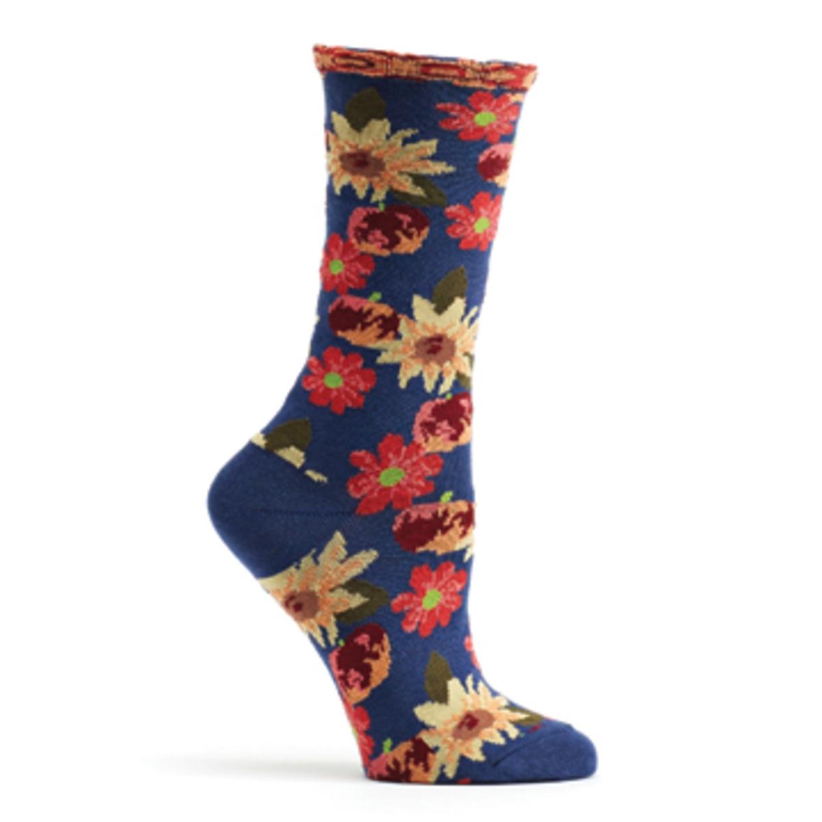 Petunia Socks