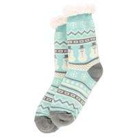 Nordic Snowman Socks