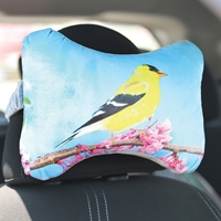 Goldfinch Travel Pillow