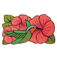 Hummingbird Coir Mat