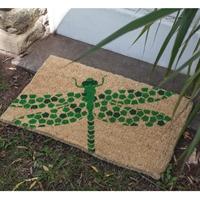 Dragonfly Coir Mat