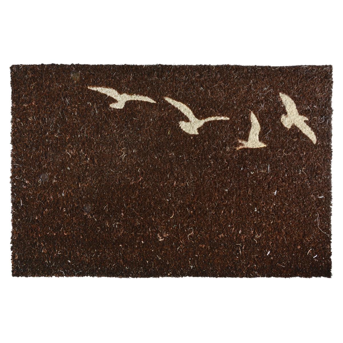 Flying Bird Coir Mat
