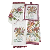 Festive Foliage Kitchen Set