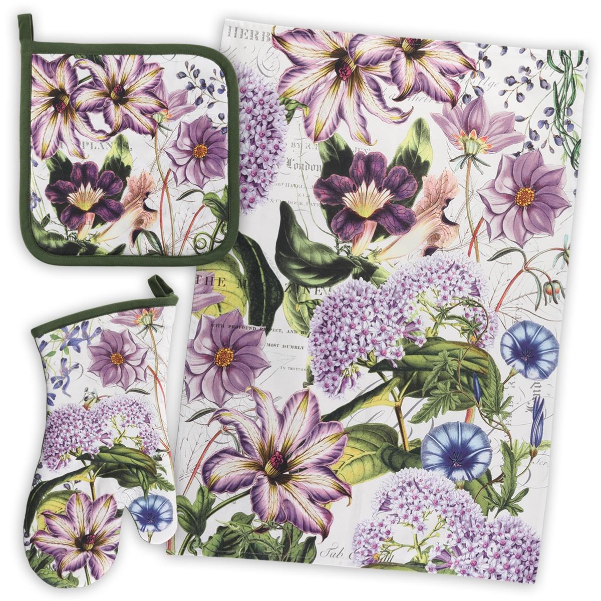 Wildflowers Kitchen Set
