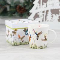 Hummingbird Frenzy Mug