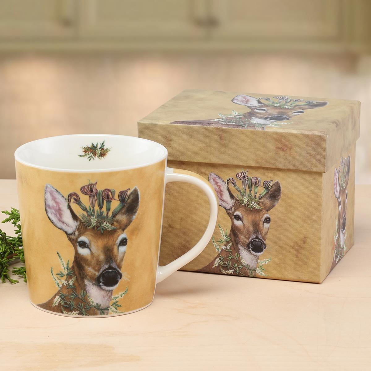 Woodland Princess Mug