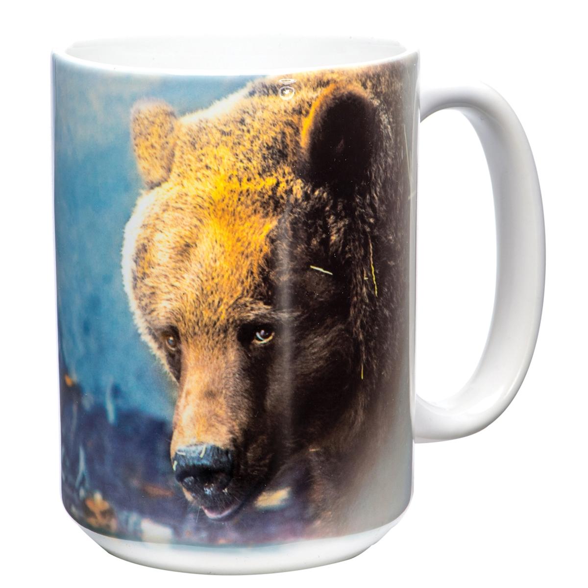 Foraging Bear Mug