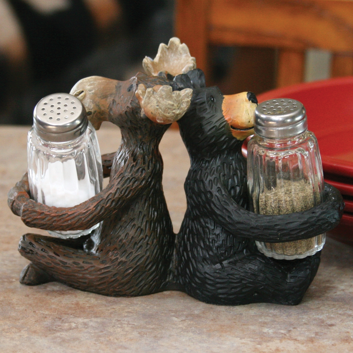 Moose and Bear Shakers