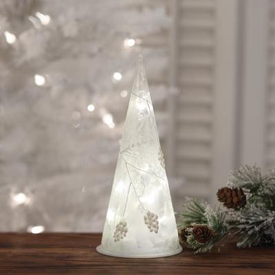 LED Glass Tree - 8 Tree