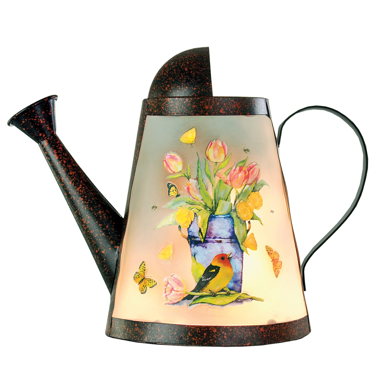 Watering Can Lamp - Large
