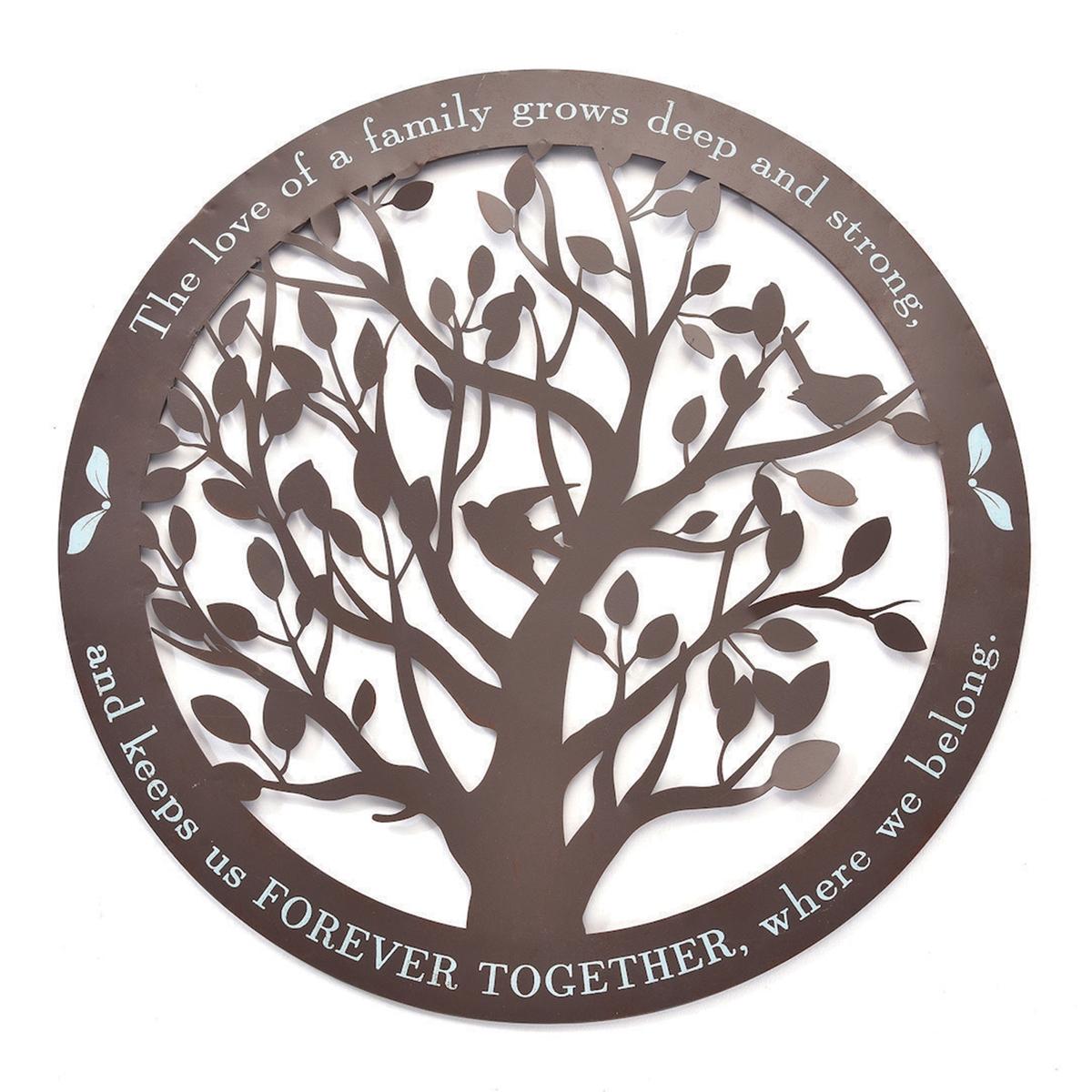 Family Tree Wall Décor