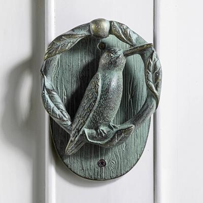Hummingbird Door Knocker
