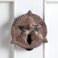 Bird Trio Door Knocker