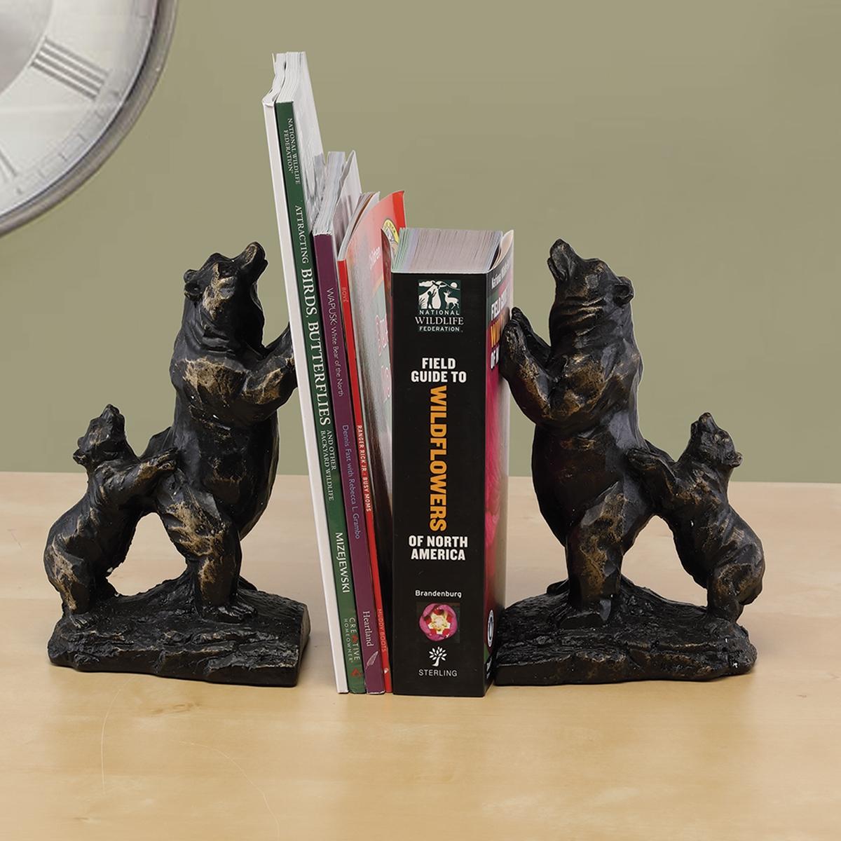Bear Bookends