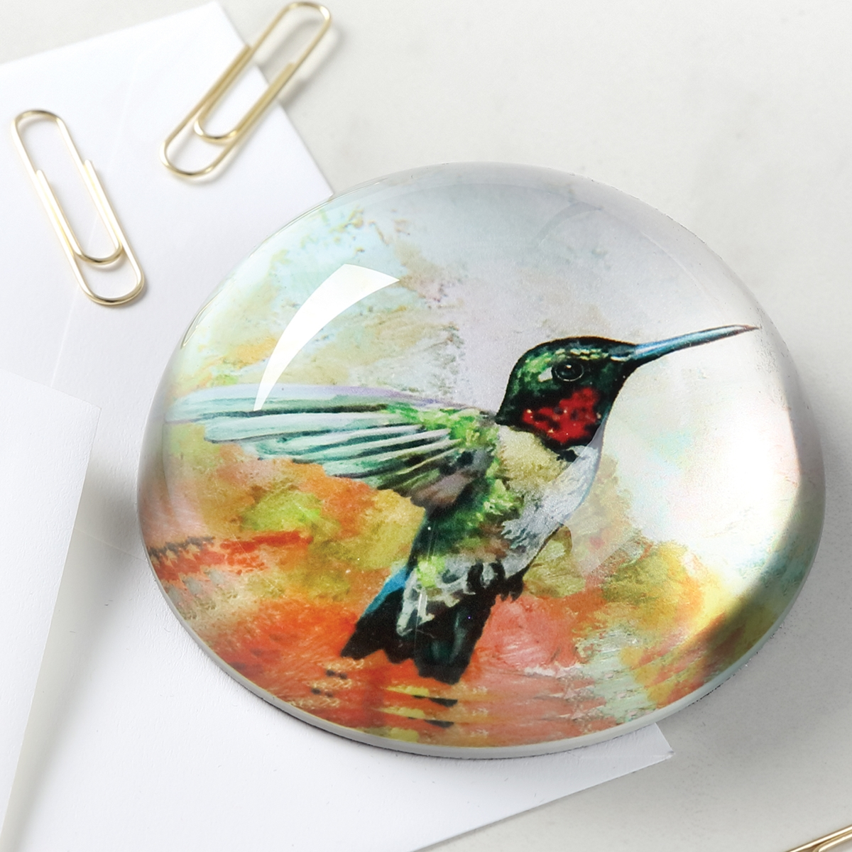 Hummingbird Paper Weight
