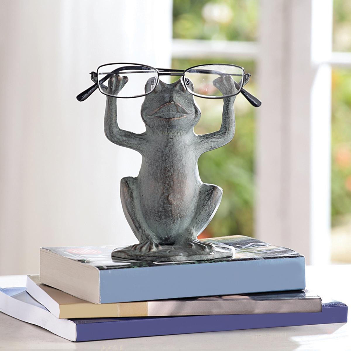 Frog Eyeglass Holder