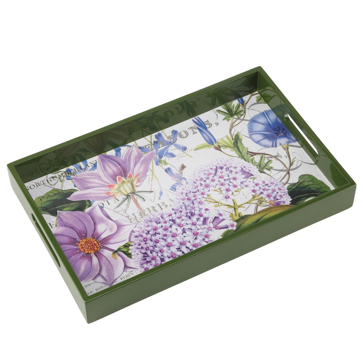 Wildflowers Tray