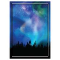 Aurora Borealis Card