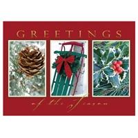 Holiday Windows Card