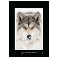 Timber Wolf Card
