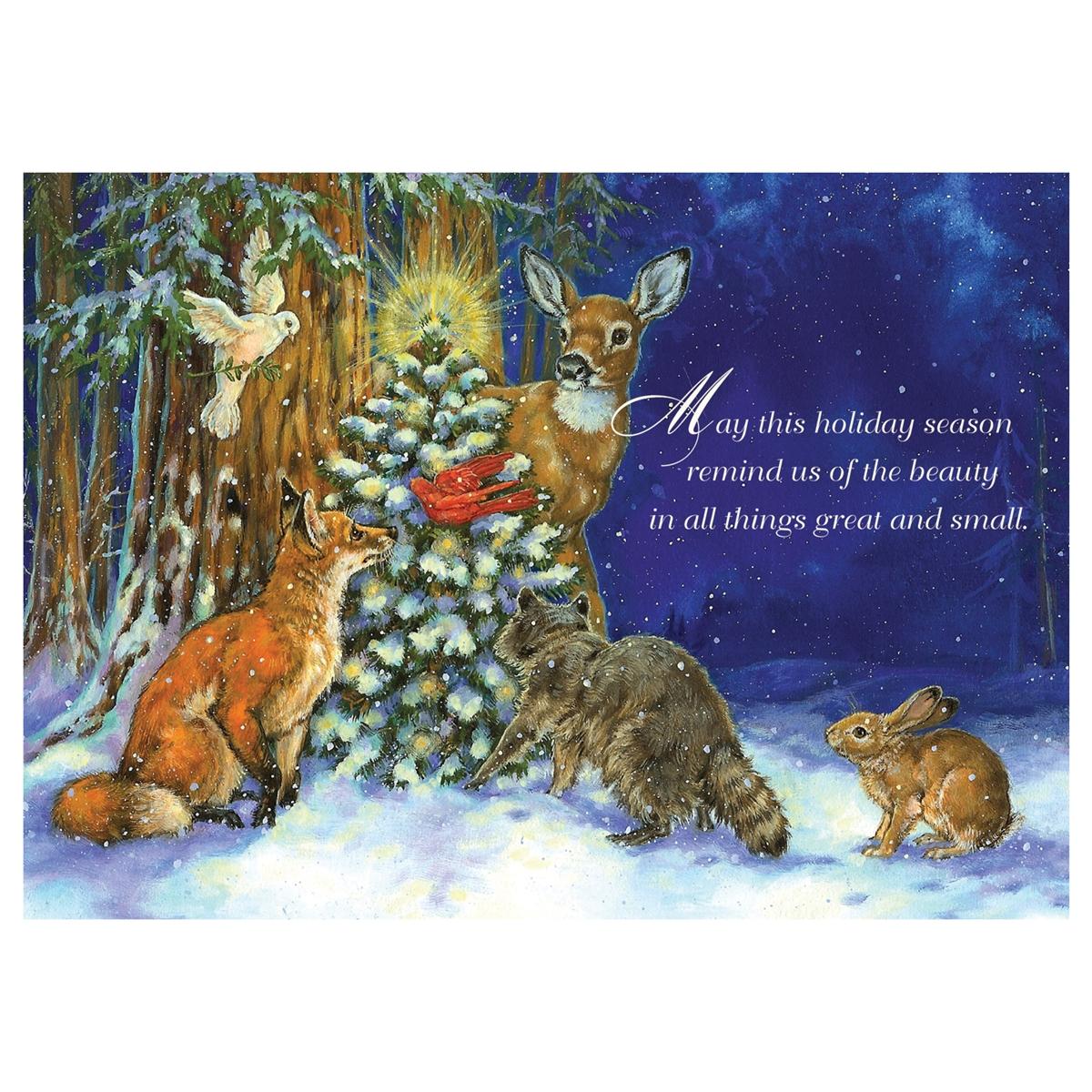 Woodland Wonder Card