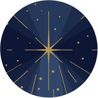 Shining Holy Star Envelope Seal