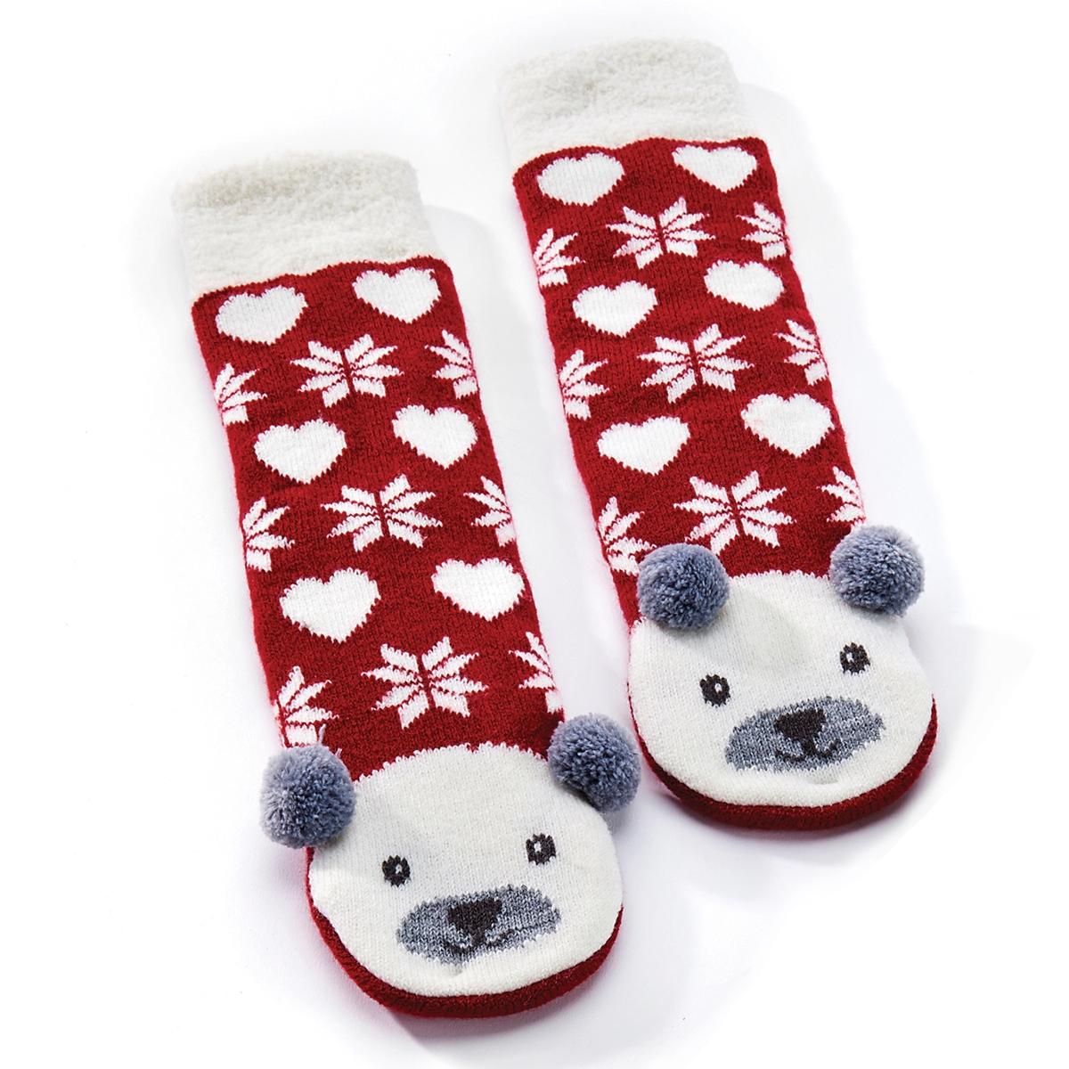 Bears Slipper Socks