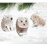 Winter Pals Ornament Set