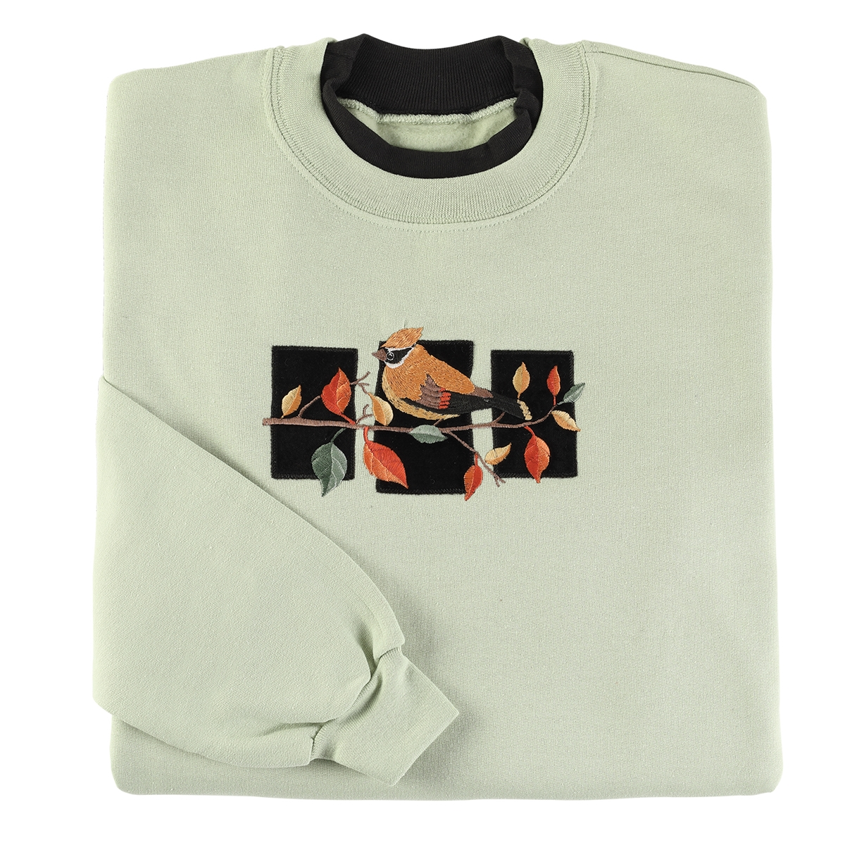 Waxwing Roost Pullover