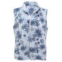 Snowflake Fleece Vest