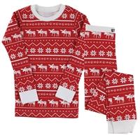 Nordic Moose Kids Pajama Set