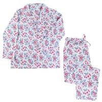 Wildflower Flannel Pajamas