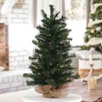 30 Pre-Lit Pine Tree