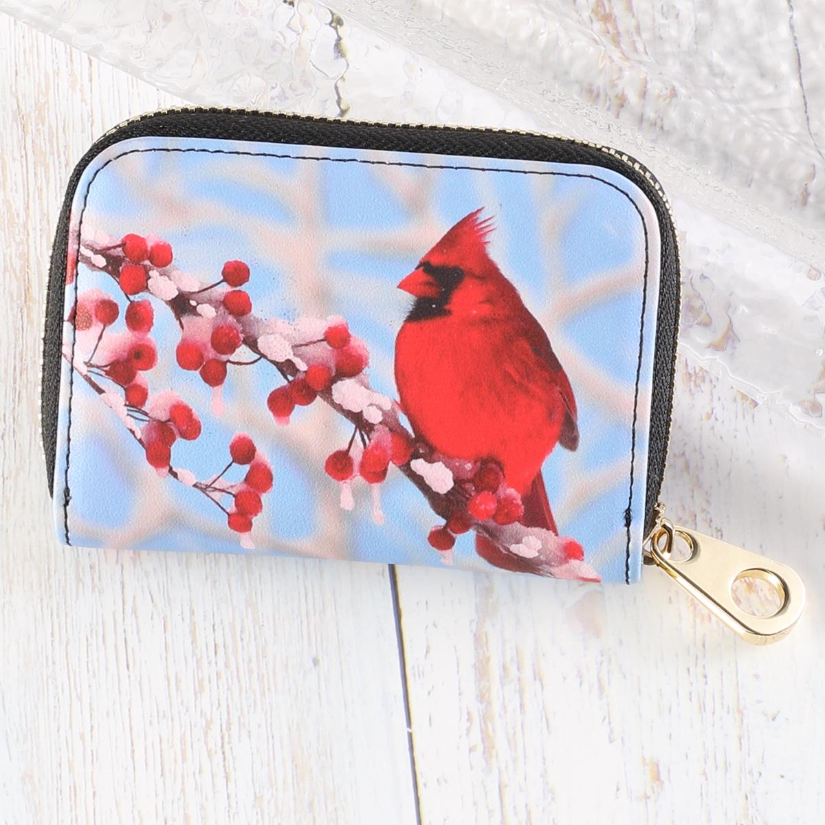 Cardinal Security Wallet