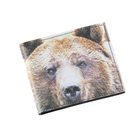 Bear Watchful Wallet