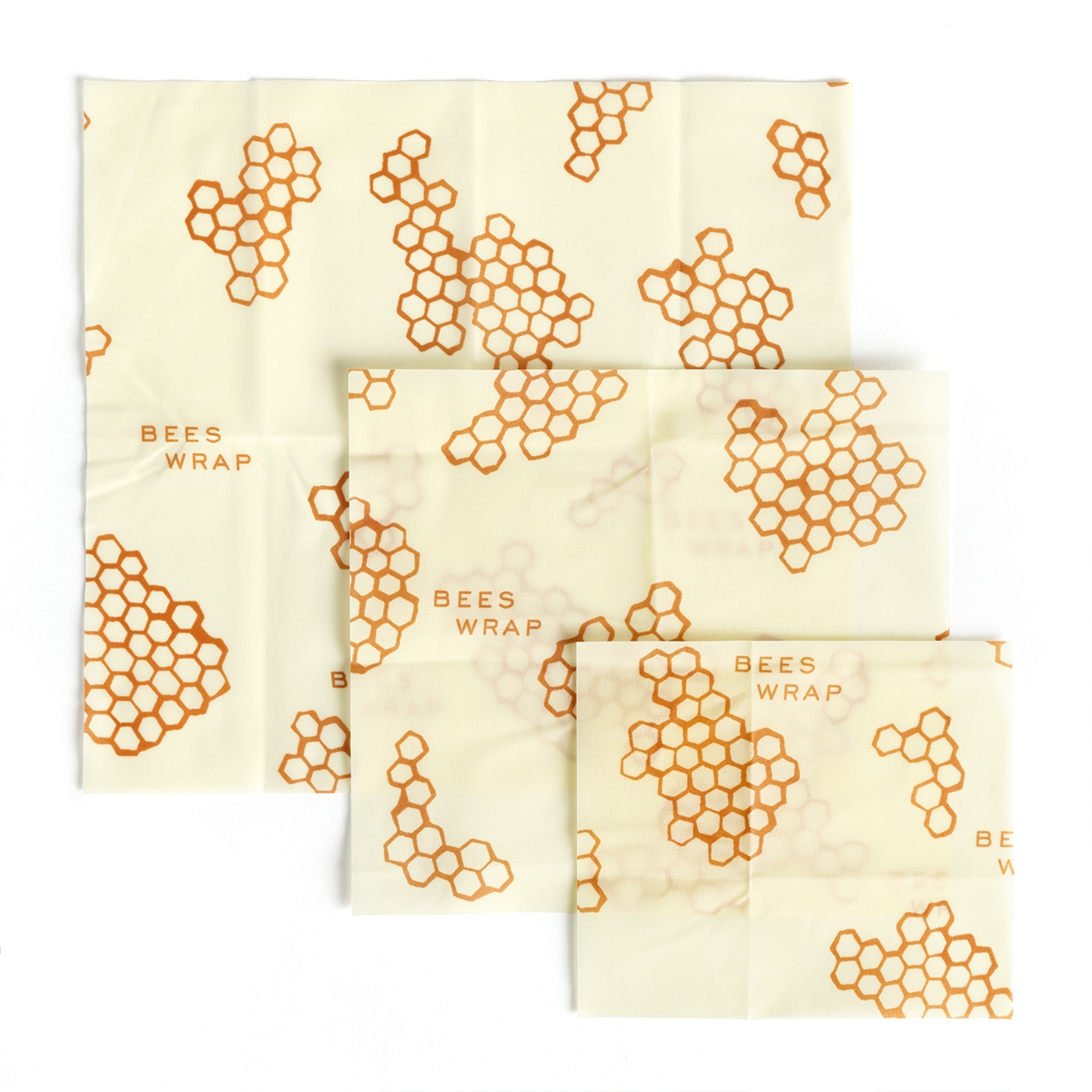 Honeycomb Reusable Food Wraps