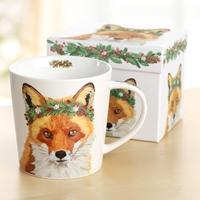 Fox Gift Boxed Mug