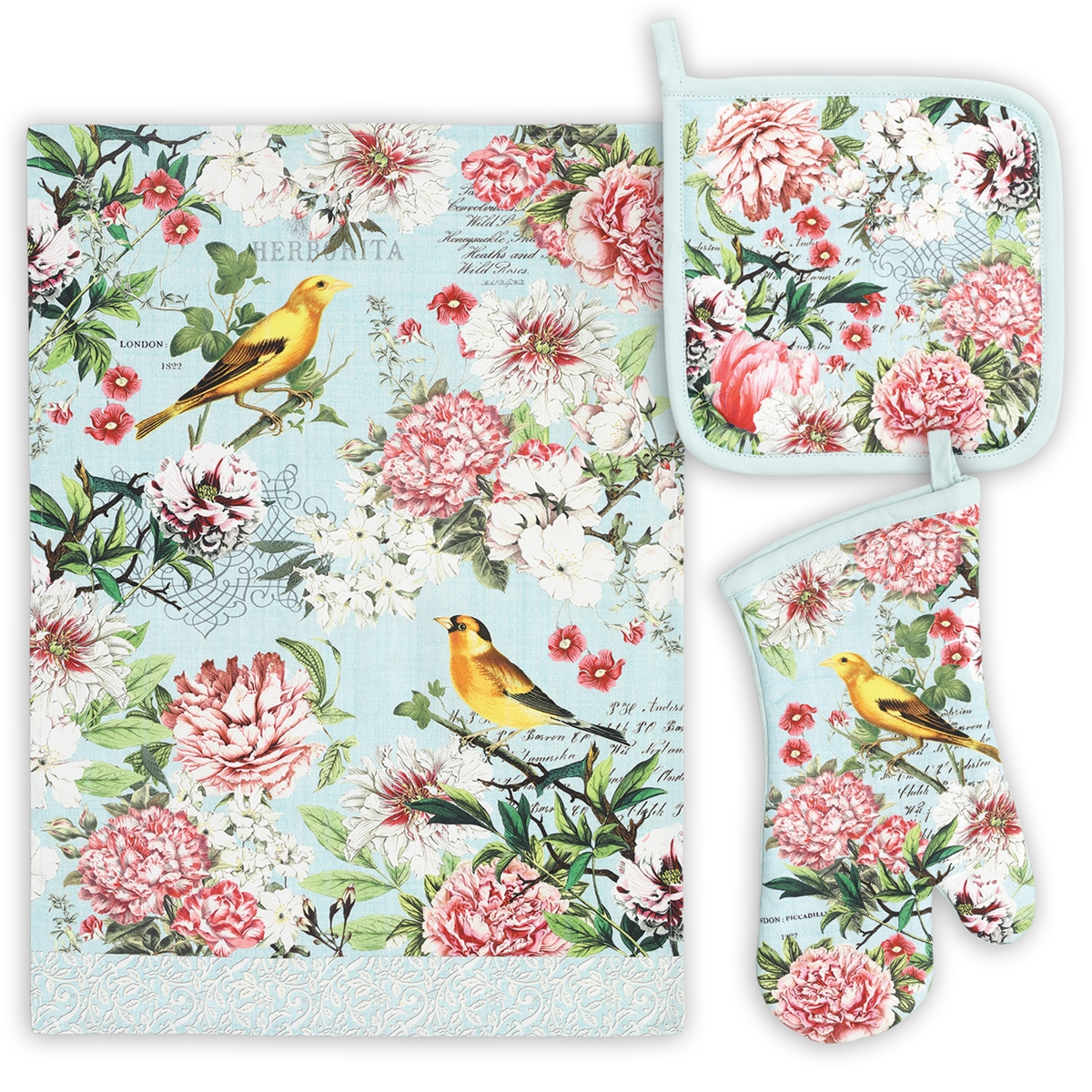 Songbirds Garden Kitchen Set