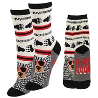 Beary Cool Socks