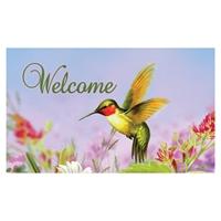 Hummingbird Coneflower Mat