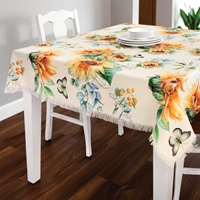 Sunflower Fields Table Cover