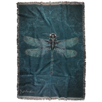 Dragonfly Throw