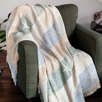 Shell & Sea Star Throw