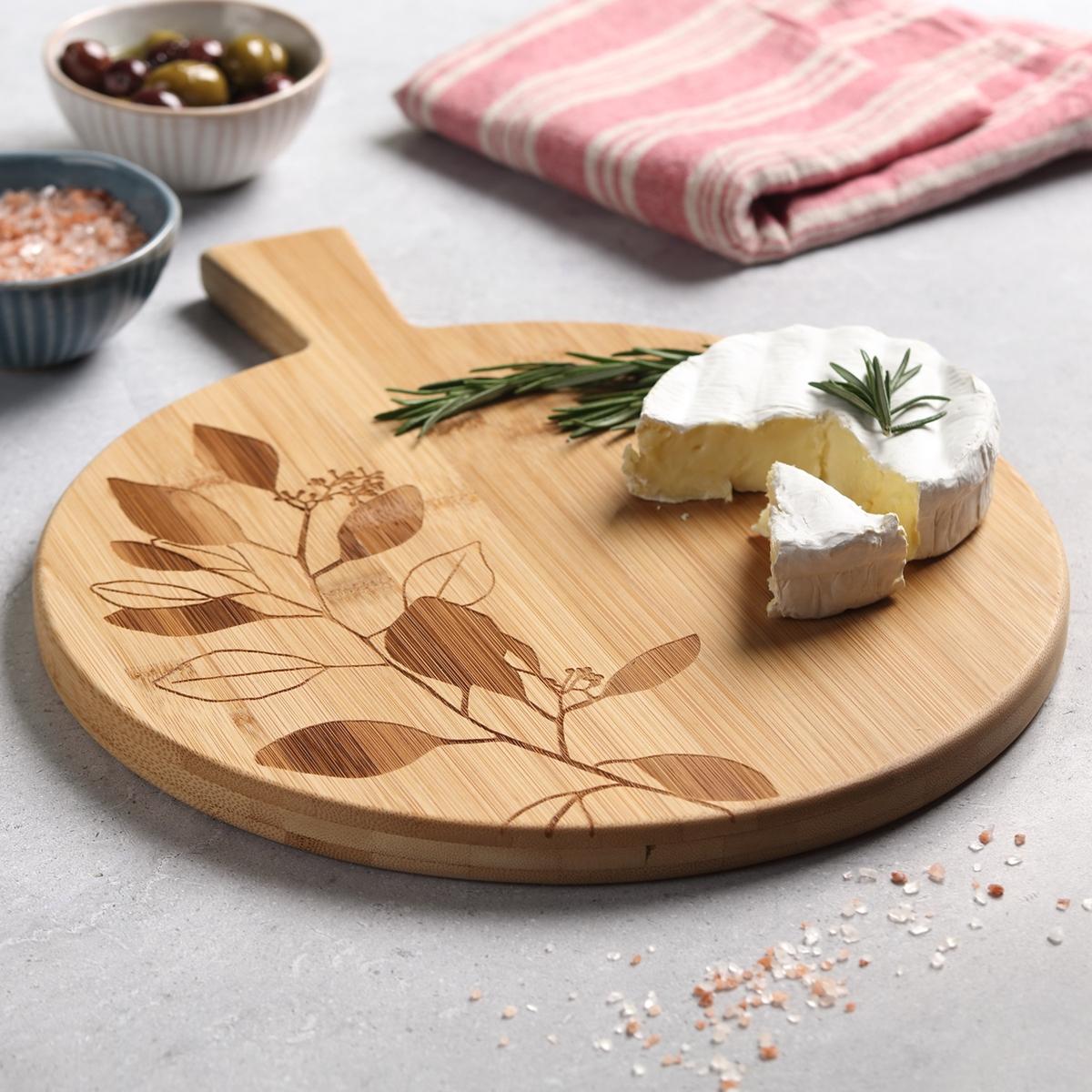 Eucalyptus Bamboo Cutting Board