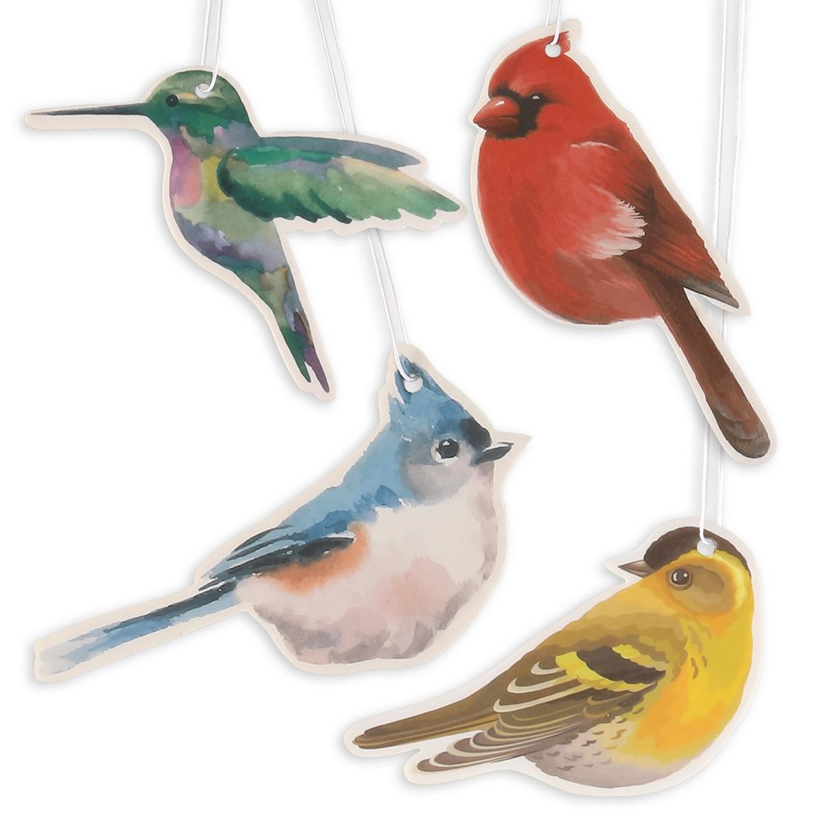 Bird Air Freshener Set