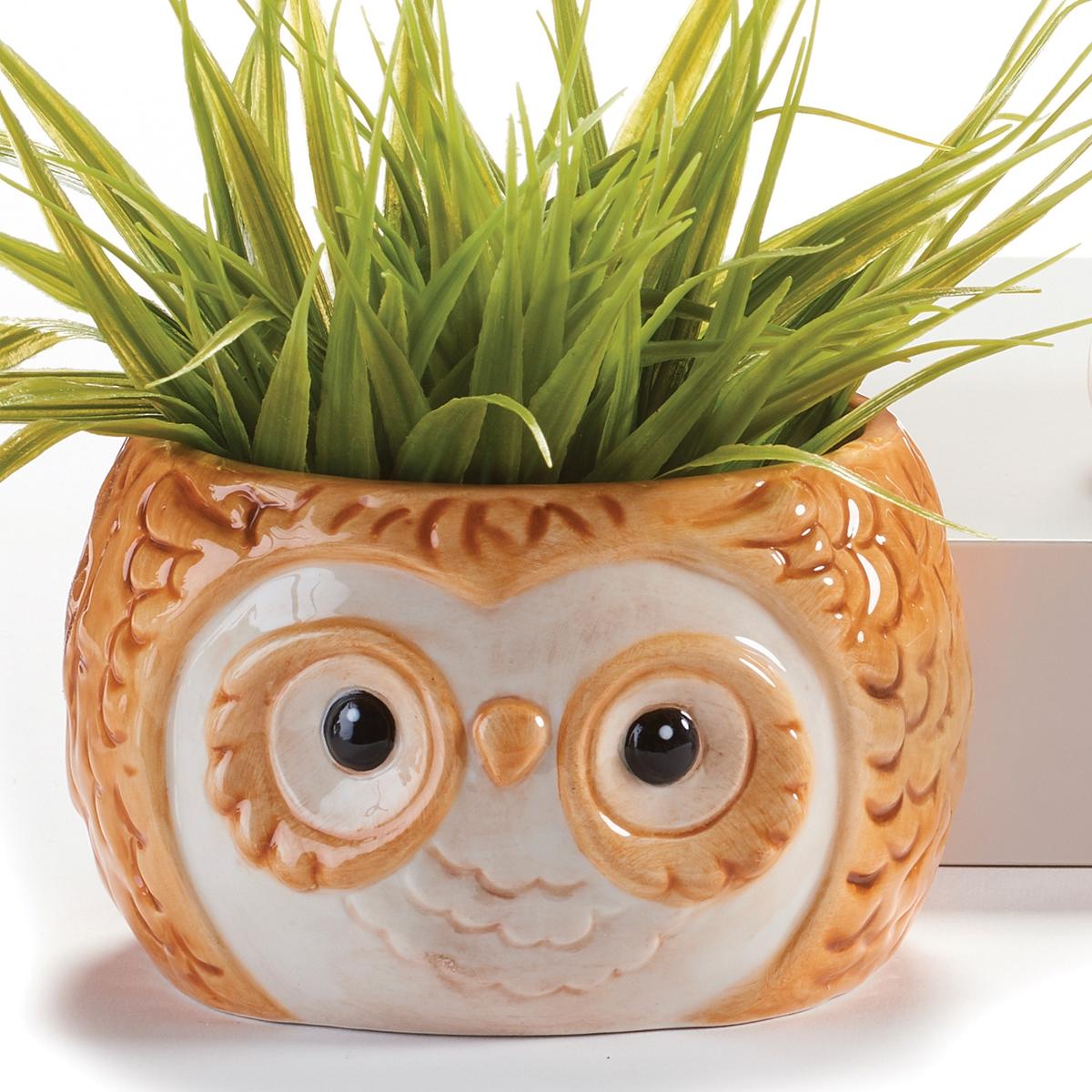 Owl Mini Planter