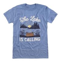 The Lake is Calling Tee