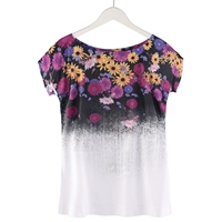 Trailing Floral Tee